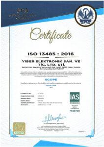 EN ISO 13485 2016