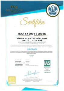 TR ISO 14001 2015