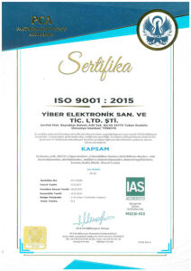 TR ISO 9001 2015