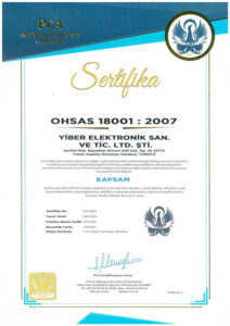 TR OHSAS 18001 2007