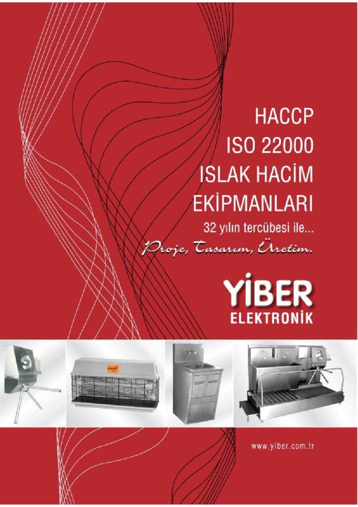 TR Yiber HACCP Katalog 1