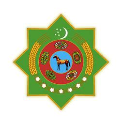 Türkmenistan Sağlik Bakanliği Logo
