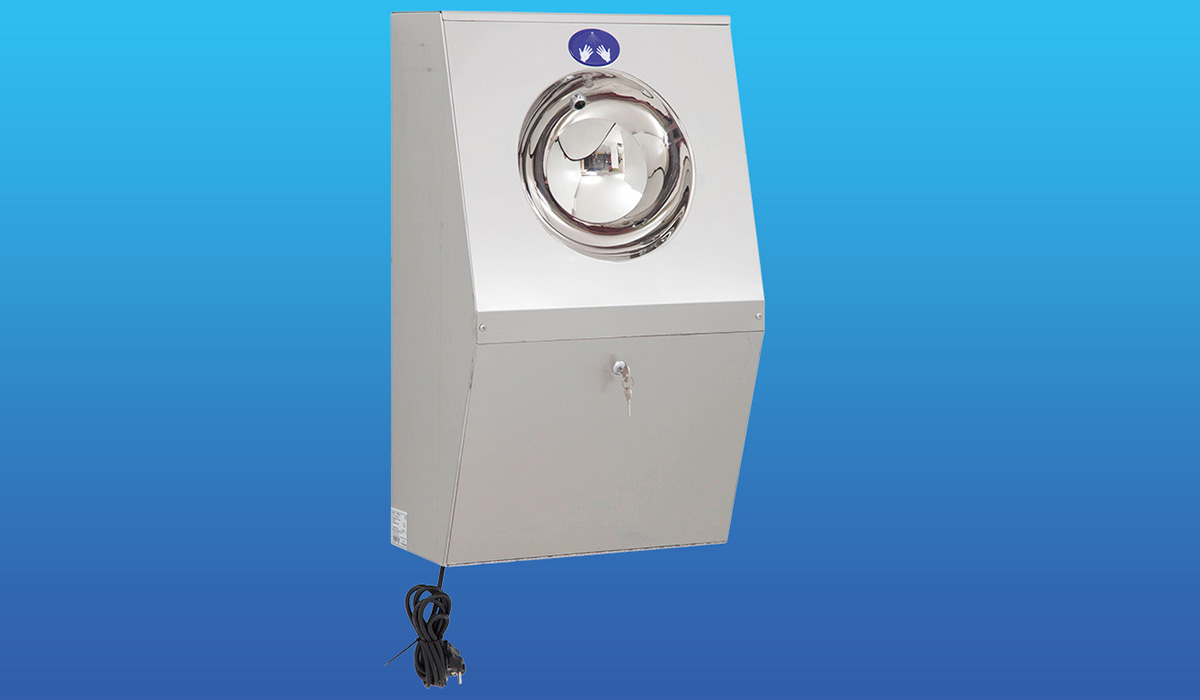 Yibtech FED 01 Hand Disinfection Station