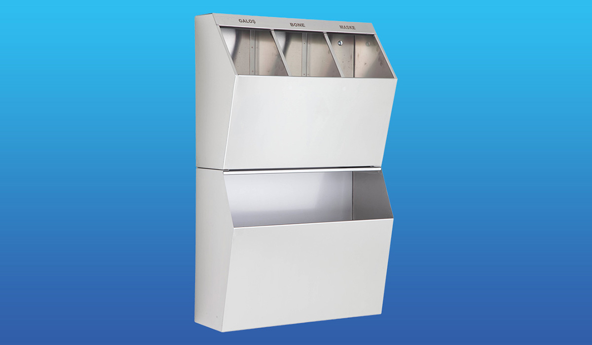 Yibtech GBM Hygienic Shoe Covers-Bone-Mask Cabinet