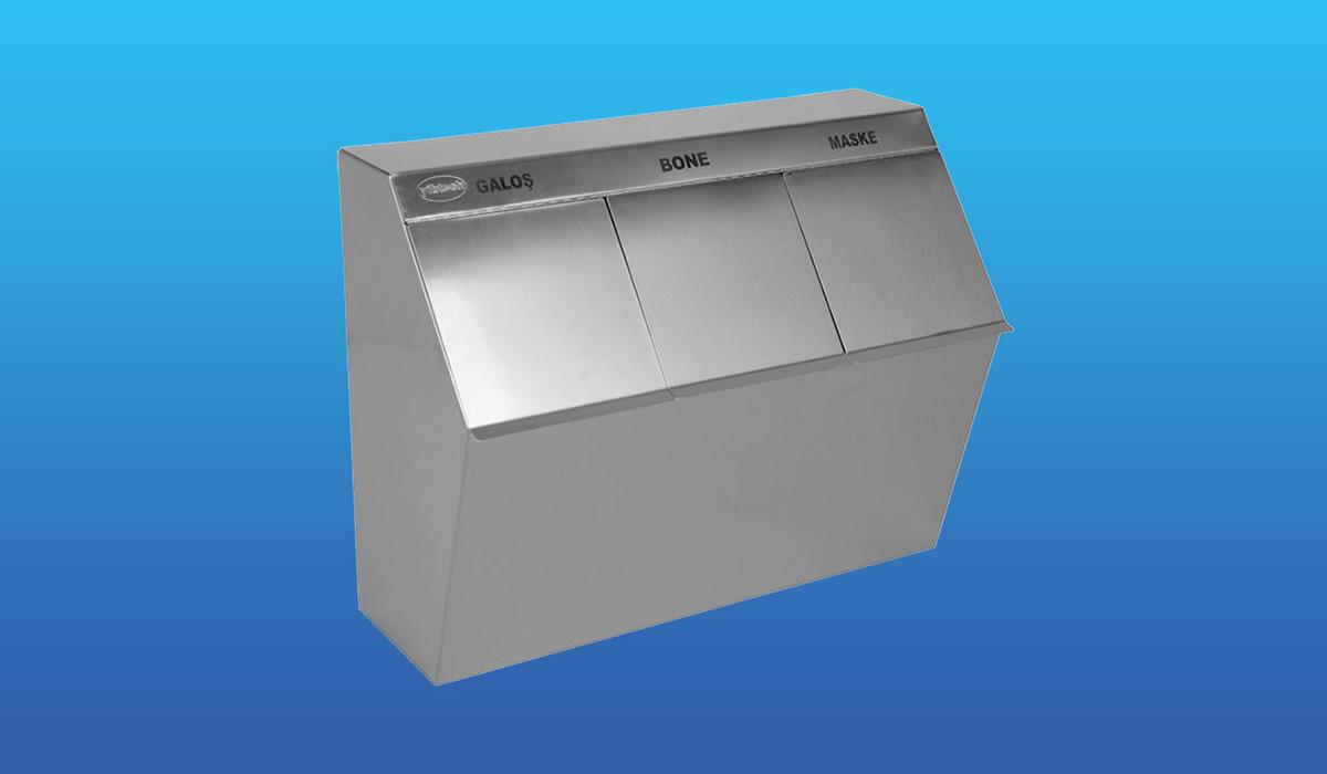 Yibtech GBM K Гигиенический шкафчик для бахил, масок и шапочек