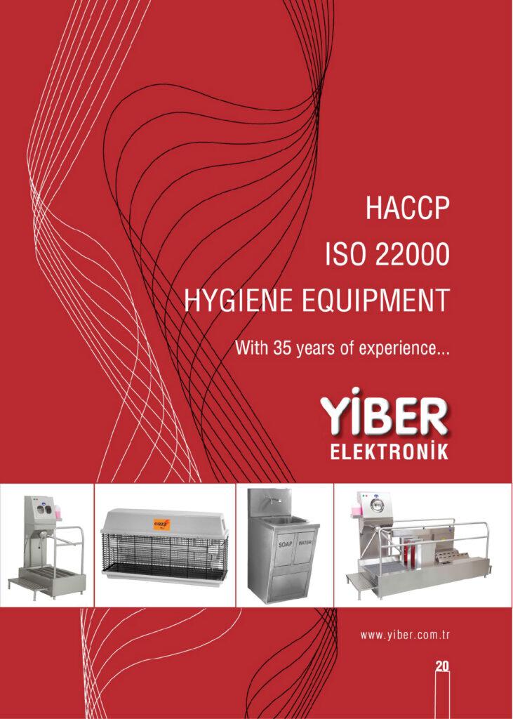 Yibtech HACCP Eng 1