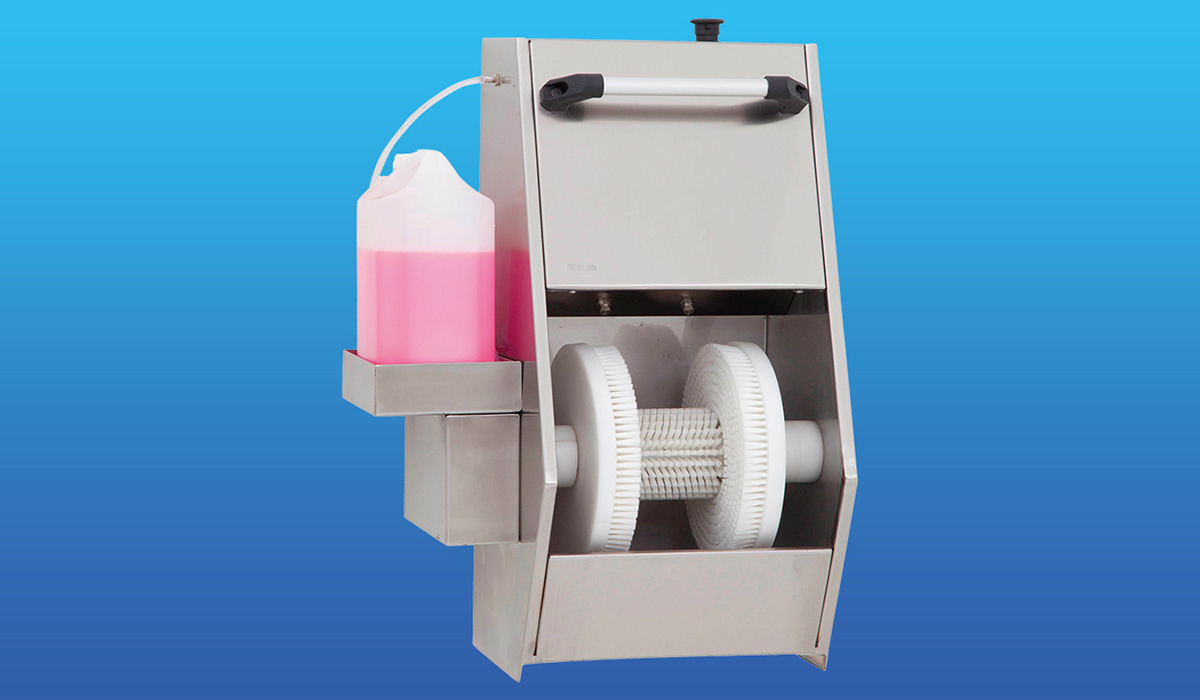 Yibtech YSH ST AD 120 Footwear Cleaning System