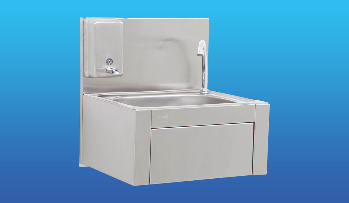 Yibtech STD 50 Single Hand Washing Sink